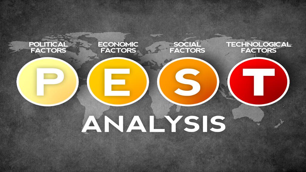 PEST分析とは?行う目的からやり方まで事例を交えて徹底解説